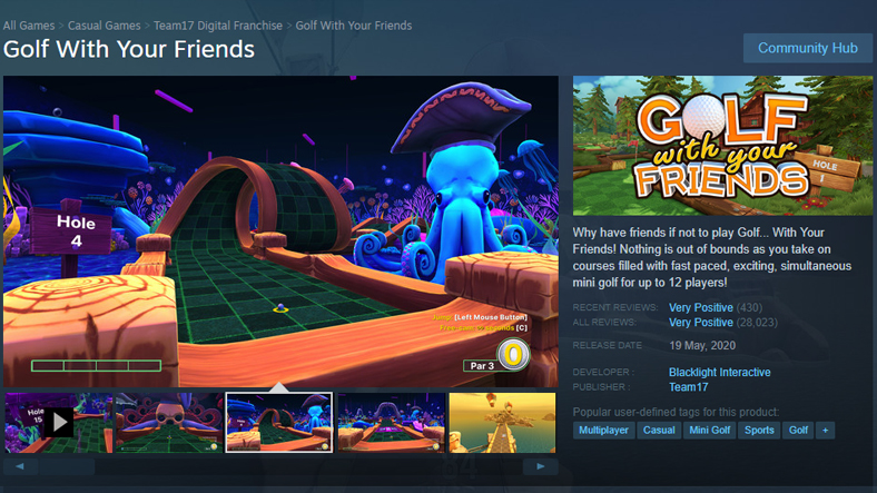 golf with your friends steam