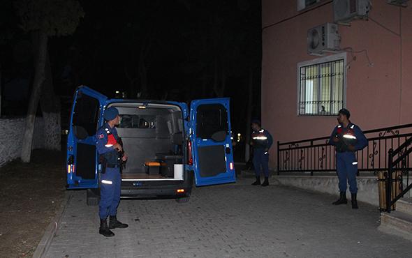 1 kişiyi öldürüp 1'i polis 2 kişiyi yaraladı! Yakalanan zanlı...