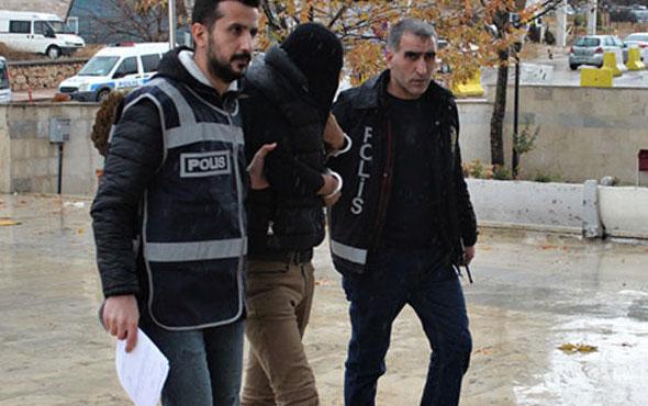 9 ilde 15 kuyumcuyu soydu Elazığ'da yakalandı