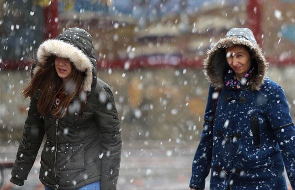 Bingöl Karlıova'da mektepler tatil edildi