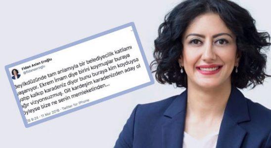 CHP'nin Beşiktaş adayından vaka Ekrem İmamoğlu paylaşımı 'İmam diye birini...'