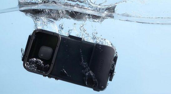 Huawei Mate 20 Pro, Su Altı Çekim Moduyla Alkış Topladı