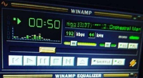 Sıkı tutunun! Zira Winamp geri dönüyor