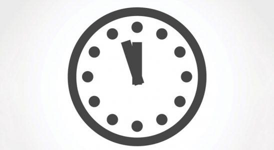 Bilim İnsanları, Kıyamet Saatini Gece Yarısına 2 Kalaya Getirdiler