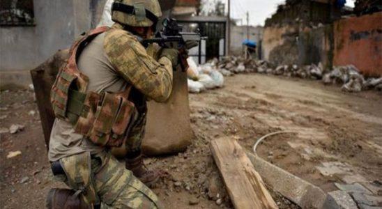 Bingöl'de altısı üst seviye 24 terörist öldürüldü