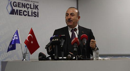 Çavuşoğlu'ndan sansasyonel 'Cemal Kaşıkçı' söylemesi!