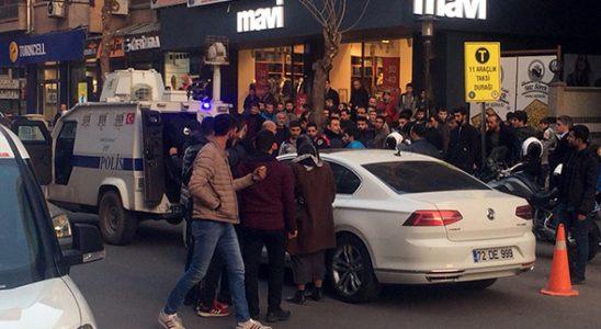 Diyarbakır'da sapık korkuyu! Genç bayan haykırınca...