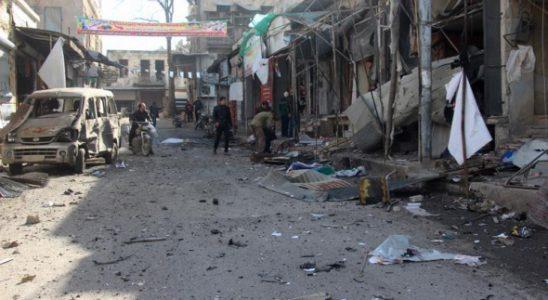 Esed rejimi İdlib'de kırım yaptı: Çok rakamda ölü ve yaralı var!