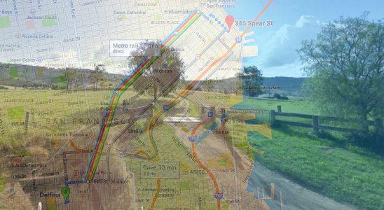Google Haritalar, Kayıp Cesedin 18 Ay Süresince Bulunamamasına Neden Oldu