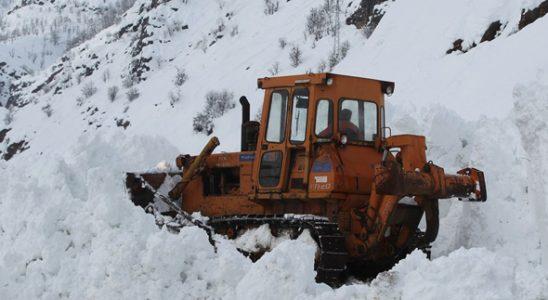 Hakkari- Şırnak kara yolu erişime kapandı