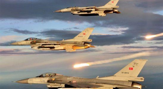 Hava harekatlarında 21 terörist tesirsiz hale getirildi