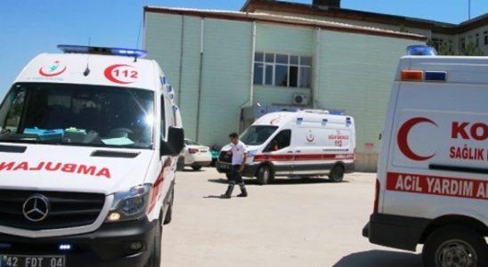 Hekim sağlık kurumu odasında ölü bulundu