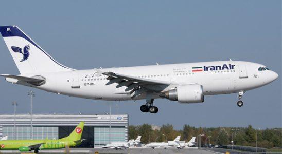 İran'da yolcu uçaklarının yarısı çürümüş