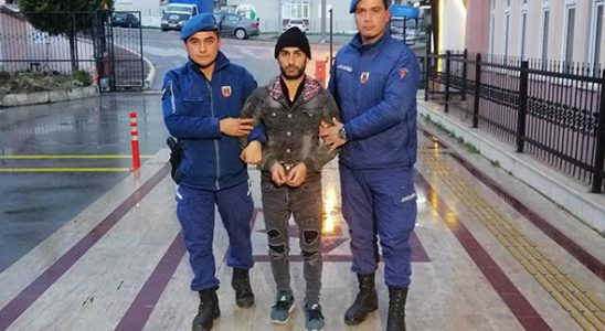 Kaçak kabahat aygıtı Aydın'da tutuldu!