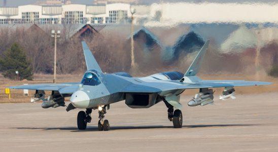Rusya'nın Su-57 Jet Motorlu Savaş Uçağı Projesi Galibiyetsizlikle Sonuçlanarak Ertelendi