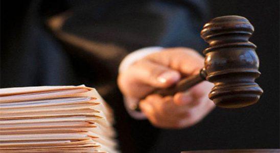 Sahte mahkeme kararı düzenledi: Tutuklandı!