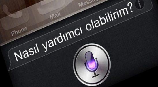 Siri, Artık Maç Sonuçlarını da Türkçe Olarak Verecek