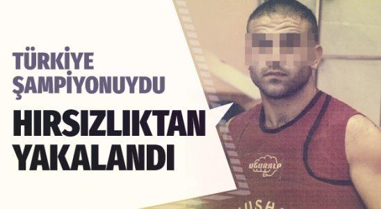 Türkiye şampiyonu motorin çaldı mapusa düştü Trabzon'da bir garip hadise