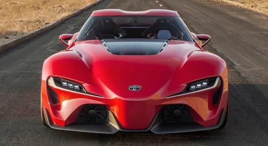 Yeni Toyota Supra'nın Maliyeti ve Ekipman Kolileri Emin Oldu