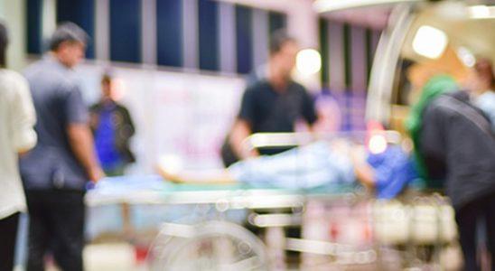 300 şahıs bir anda sağlık kurumuluk oldu takımlar alarma geçti