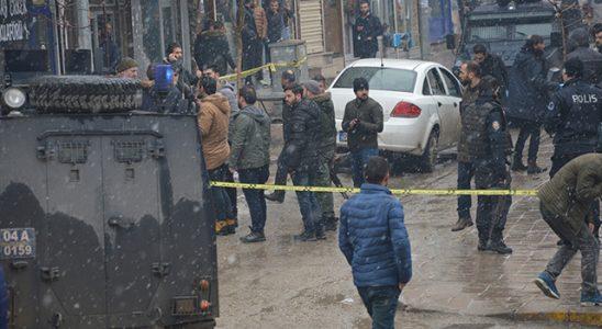 Ağrı'da silahlı cadde tartışması: Yaralılar var!