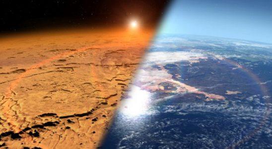 Avrupa Uzay Ajansı ESA, Mars'taki Antik Su Kanallarının Fotoğraflarını Yayınladı