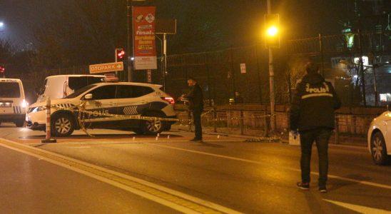 Beşiktaş'ta gece kulübünde silahlı tartışma: 1 yaralı