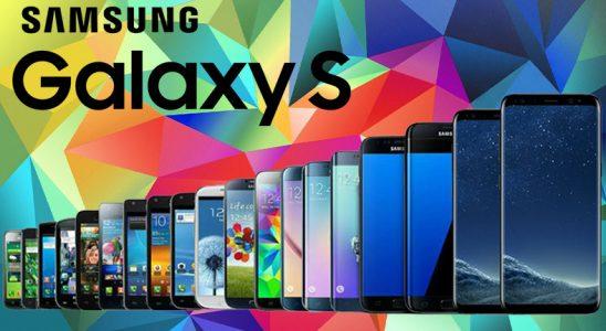 Çabuk S10 Gelmeden: Bugüne Kadar Çıkmış Bütün Galaxy S Telefonları