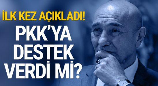 CHP İzmir adayı Tunç Soyer'den PKK ve hendek iddiasına cevap!