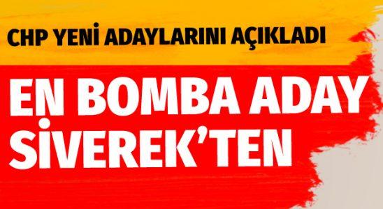 CHP yeni belediye başkan adaylarına söyledi bomba ad Siverek'ten