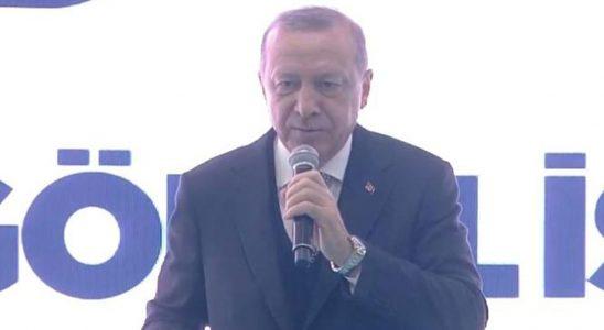 Cumhurbaşkanı Erdoğan: Müfettişlerimizi halde vurmaya kalktılar