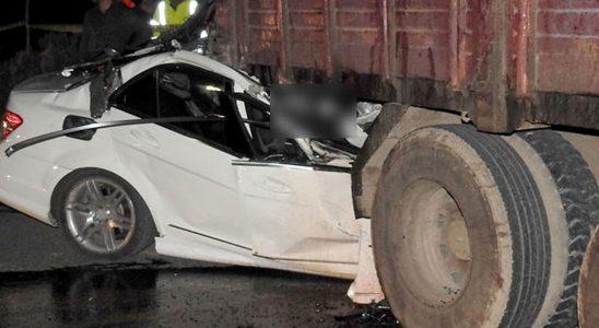 İzmir'deki feci kazadan acı haber