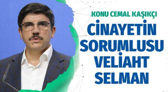 Kaşıkçı cinayetinde 'baş mesul Prens Selman' Yasin Aktay'dan flaş söyleme