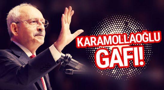 Kılıçdaroğlu'nun güç anları teşekkür etmek isterken Karamollaoğlu diyemedi