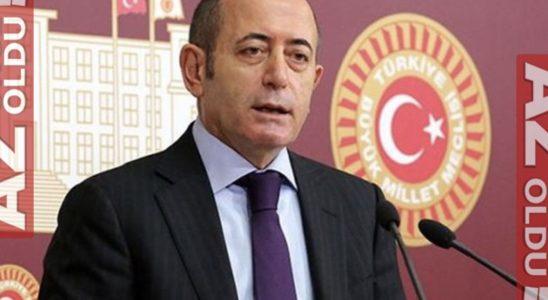 Mehmet Akif Hamzaçebi kaç yaşında neden istifa etti işin hakikati ne?