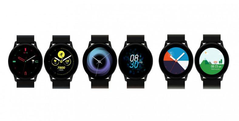 Samsung Galaxy Watch Active'in One UI Arayüzü Ortaya Çıktı
