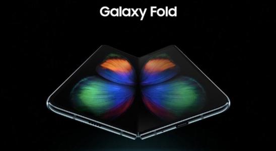 Samsung, Katlanabilir Telefonu Galaxy Fold'u Abartı Fiyatıyla Duyurdu