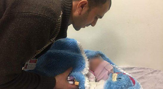 Siirt'te 5 günlük bebeği caddeye attılar!