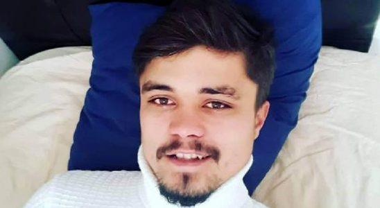 Trabzon'da feci vefat suratına isabet etti