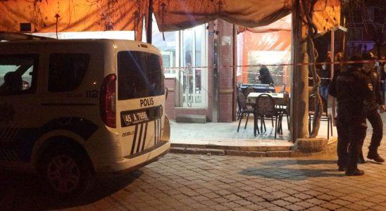 Turgutlu'da kahvehaneye silahlı atak: 1 verimli
