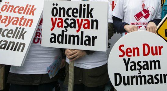 Yaya öncelikli trafik seneyi! Yayaya yol vermemenin cezası yüzde surat arkasıydı