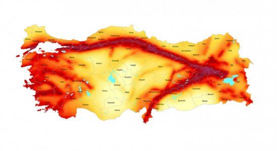 Türkiye'nin Zelzele Haritası 23 Sene Sonra Değişti