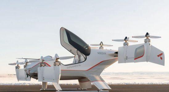 Airbus'ın Yeni Uçan Taksisine Ait Olan Harikulade Kokpit