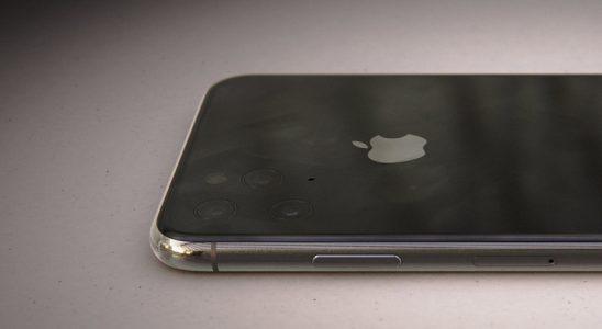 iPhone 11'in Kamera Çıkıntısız Konsept Tasarımı Ortaya Çıktı
