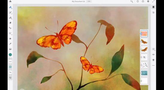 Adobe'un iPad Çizim Uygulamasının İsmi Adobe Fresco Olacak