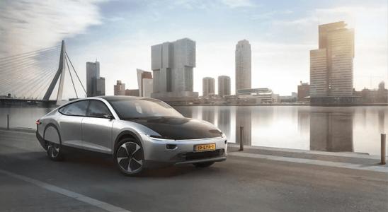 Eforunu Güneşderi Alan Tesla'ya Rakip Elektrikli Araba: Lightyear One