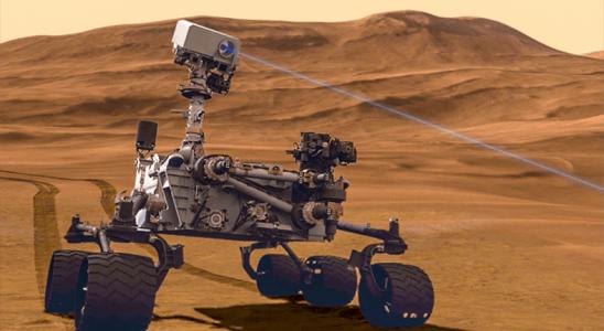 NASA'nın Curiosity Taşıtı, Mars'ta Hayat Olabileceğini Gösteren Gaz Seviyeleri Tespit Etti