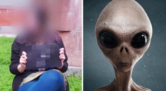 3500 Senesinden Geldiğini Söyleyen Bayan: Uzaylılar Tarafından Hamile Kaldım