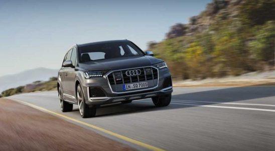 Audi, 2020 Model SUV'si SQ7 TDI'ı Tanıttı