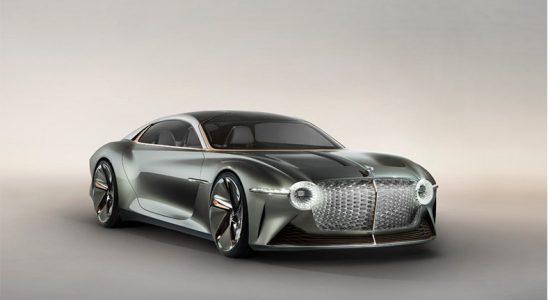 Bentley, Tamamen Elektrikli Konsept Arabayı EXP 100 GT'yi Tanıttı